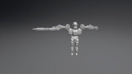 MWN-05 3D Model