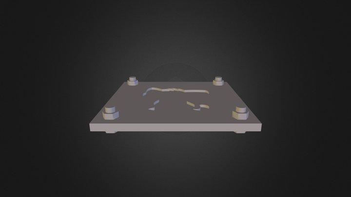 Assem1 Dporming 3D Model