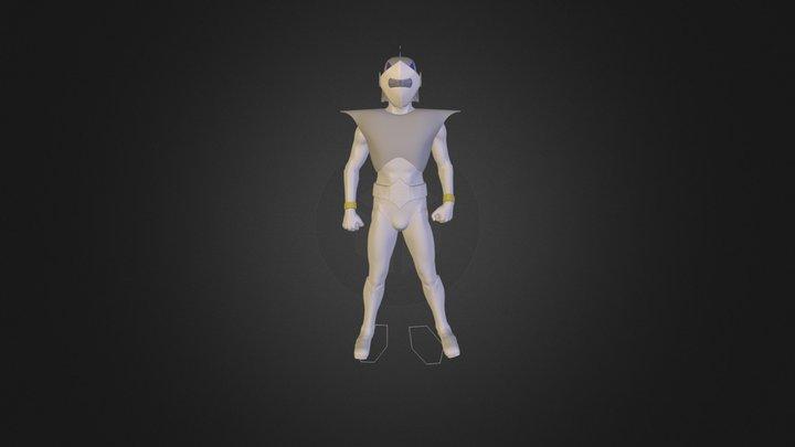 actarus 3D Model