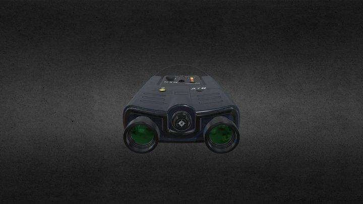 Digital Binocular 3D Model