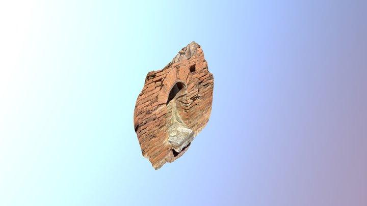 Better Macellum w/Floor 3D Model