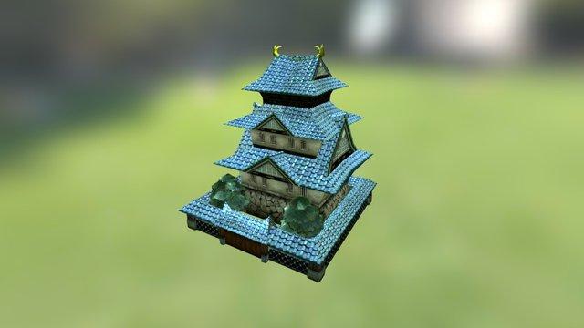 5 5 Jphouse 3D Model