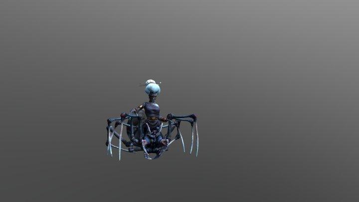 MythCreature Round 3 - Animation 3D Model
