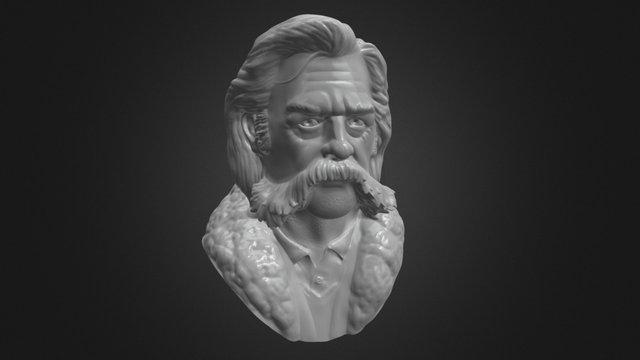 """""""The Hangman"""" John Ruth 3D Model"""