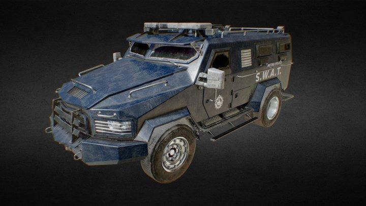 Lenco BEAR 3D Model