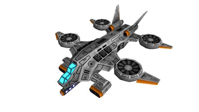WEA Hyperion 3D Model
