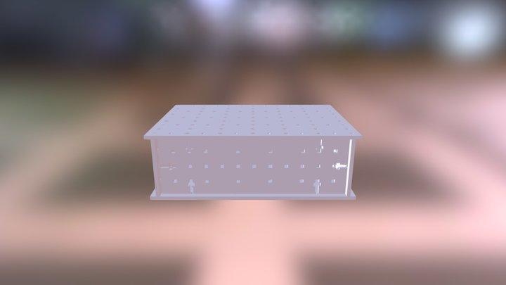 Ensamblado Caja Toc Toc 3D Model