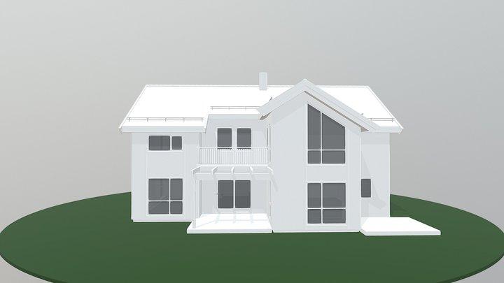 Vinci_Utvendig 3D Model