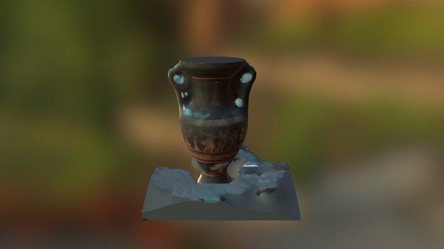 vase style antique 3D Model