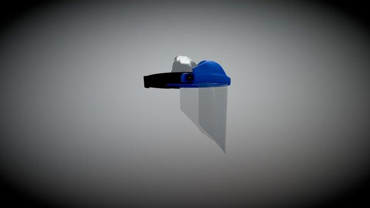 PPE VISOR 3D Model