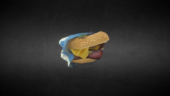 BORSCHT BUN 3D Model