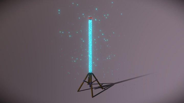 sci-fi lantern (updated) 3D Model