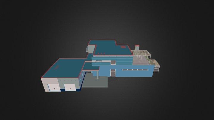 villa-2 3D Model