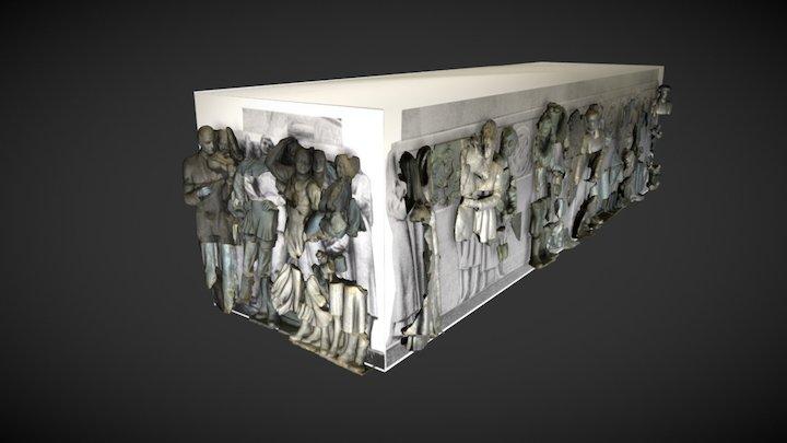 Massif complet 3D Model