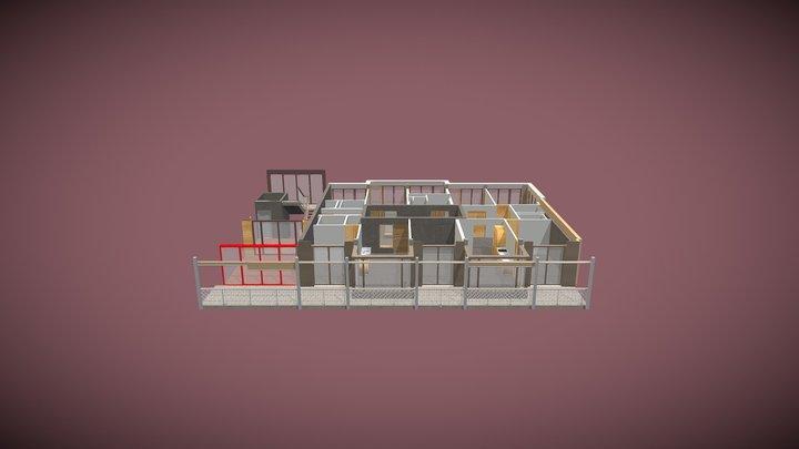 Wohngruppe LeNa-Haus 3D Model