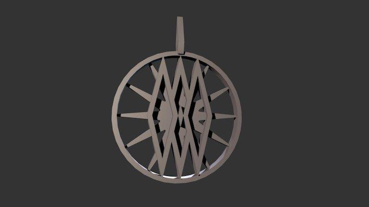 Seal Of Raziel 3D Model