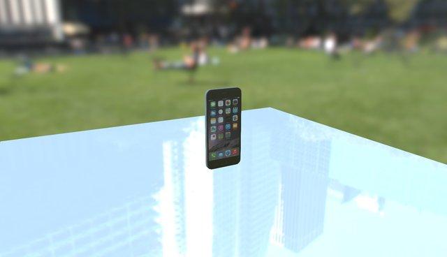 I Phone 6 1 3D Model