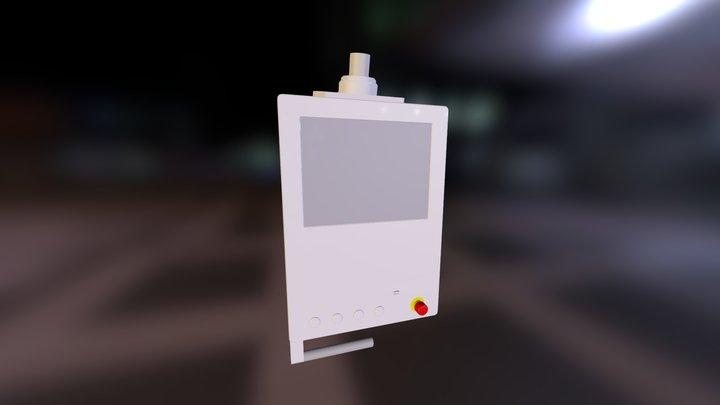 DNC15 3D Model