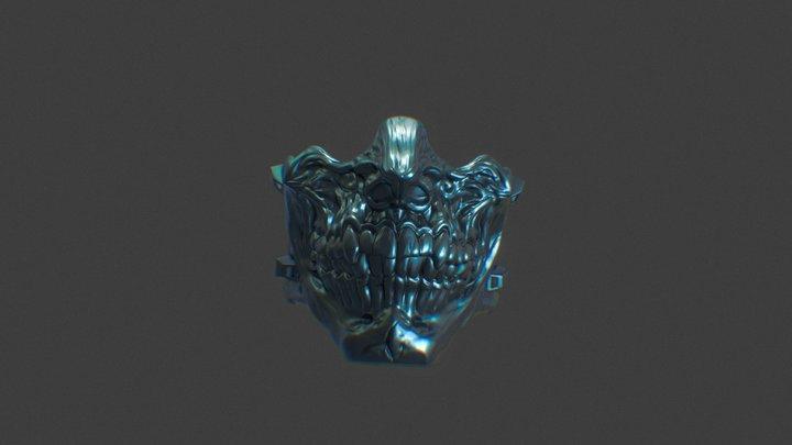 Mask V1 3D Model