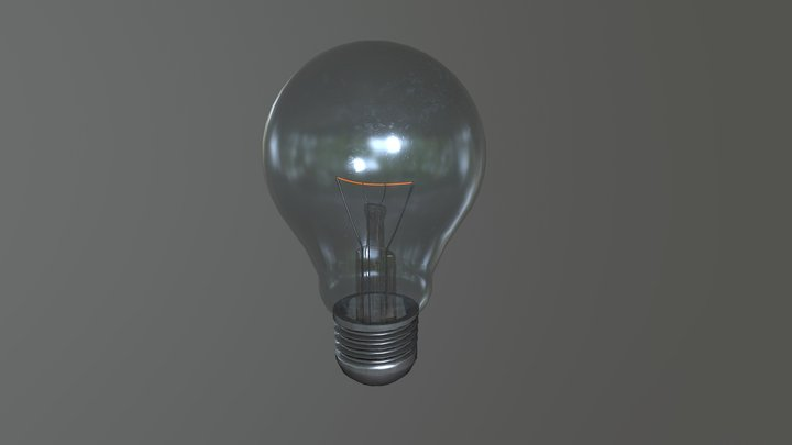 BulbTest 3D Model