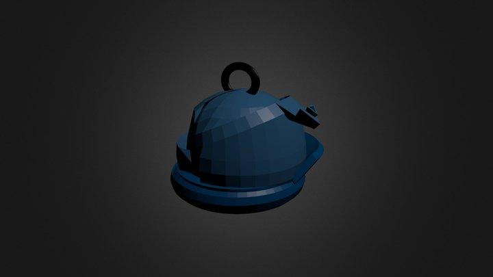 seapot 3D Model