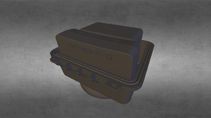 PT-39 Kit Investigador 3D Model