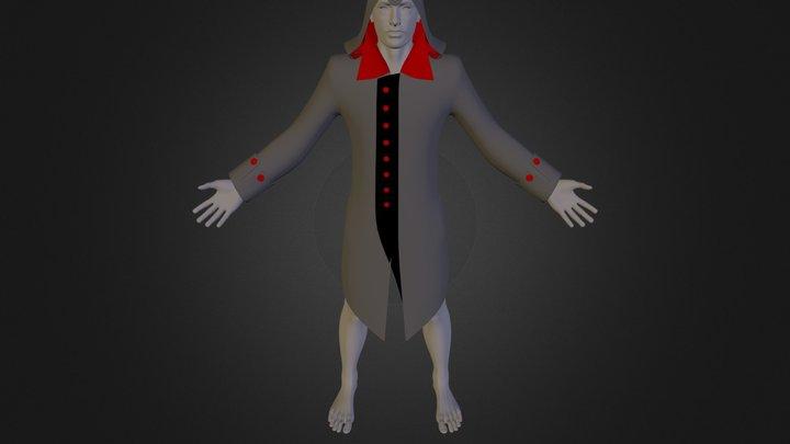 coatdesign_export_final.FBX 3D Model