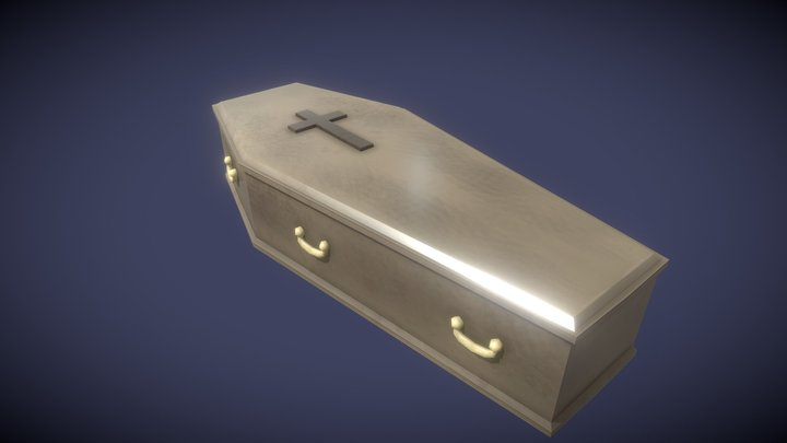 #3December - 04 Wooden 3D Model