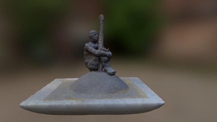 estatua 3D Model