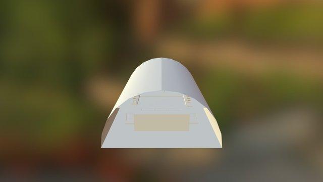Angar 3D Model