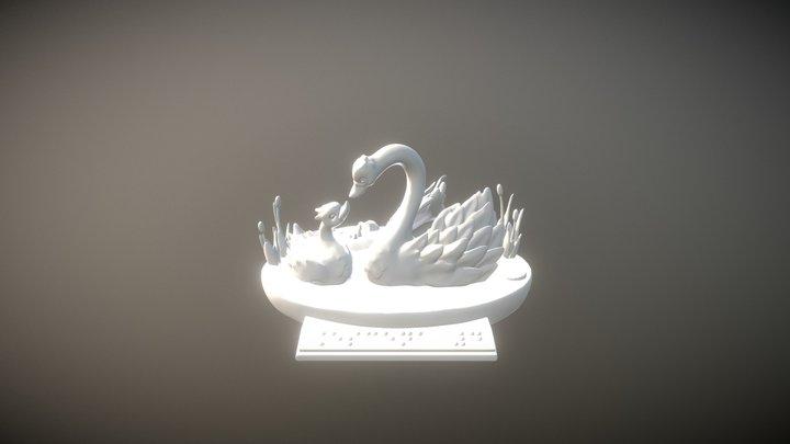 Escena 4 3D Model