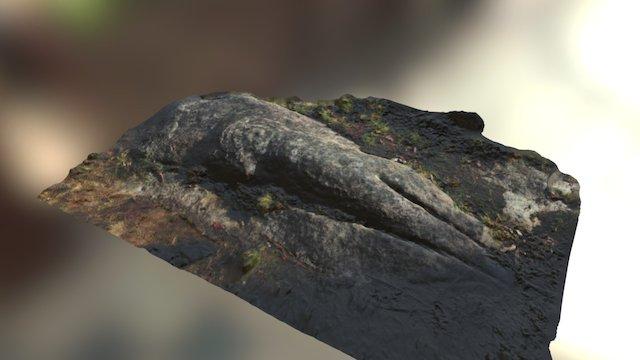 O Rexio carving rock 3D Model