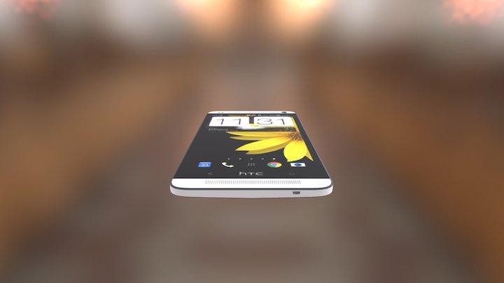 HTC 3D Model