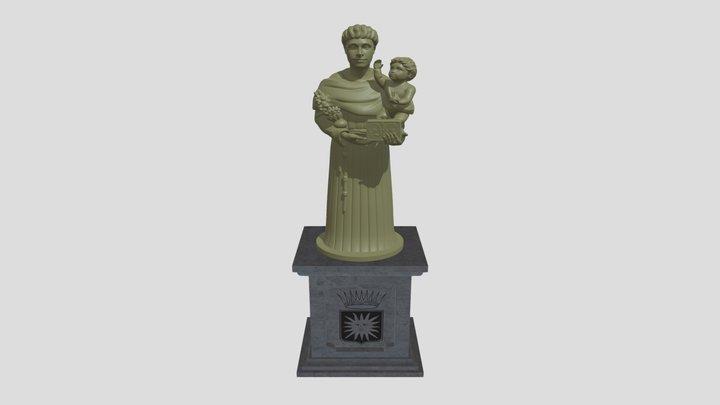 Sant'Antonio Soleto 3D Model