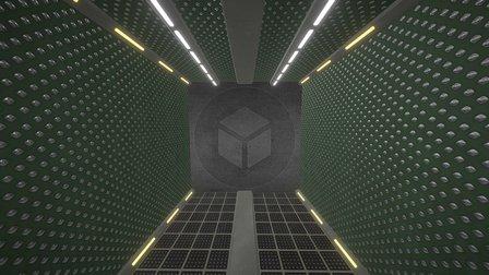 SF Tunnel 3D Model