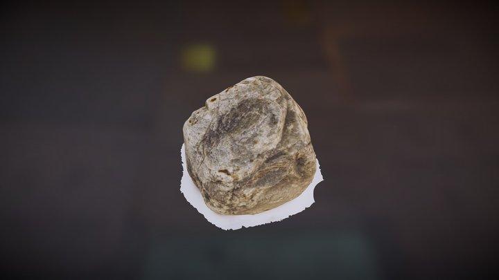 Rock Test 1 3D Model