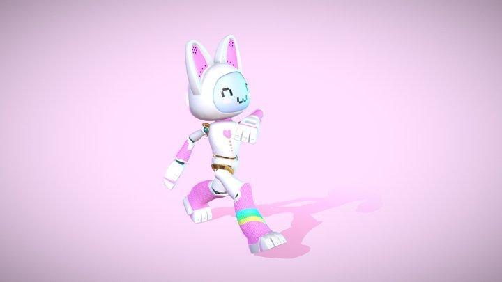 CuteBot Absocute 3D Model