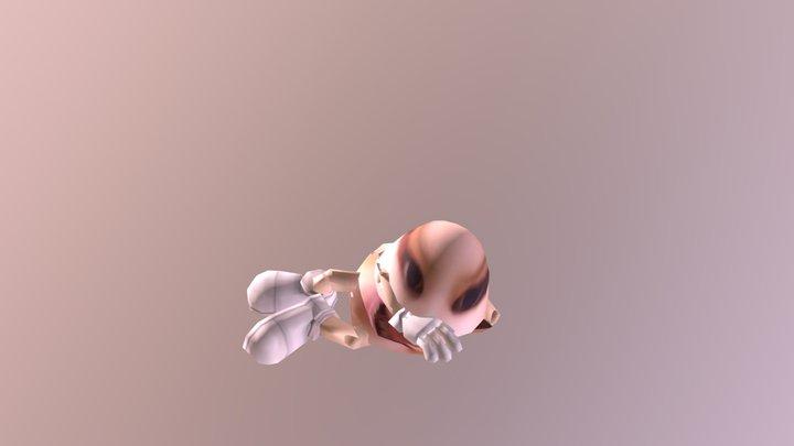 bubberbichtest7 3D Model
