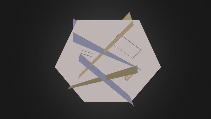 fab1 3D Model