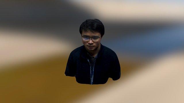 Xu Xing 3D Model