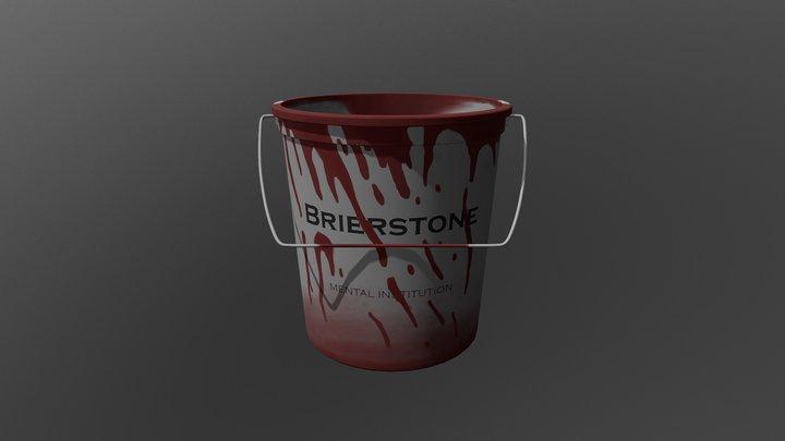 Asylum Bucket 3D Model