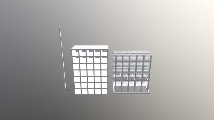 Ivy ideas 3D Model