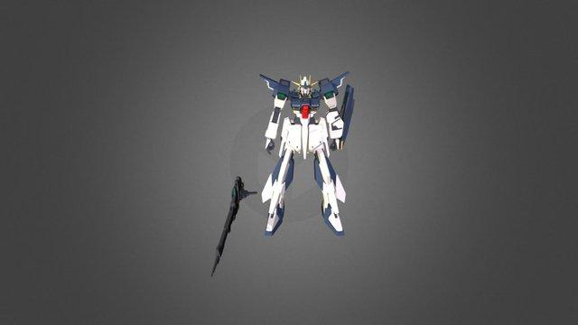 Lightning Gundam 3D Model