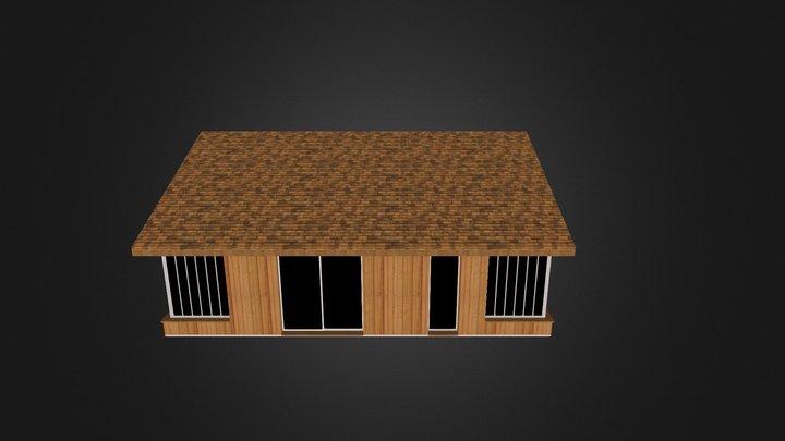 P L A N K M Z 3D Model