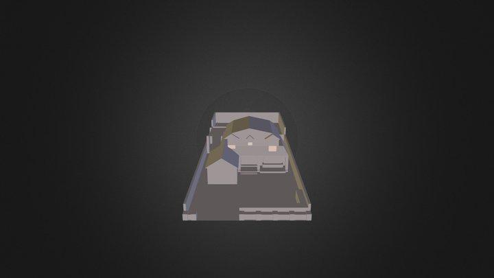 House (9) 3D Model