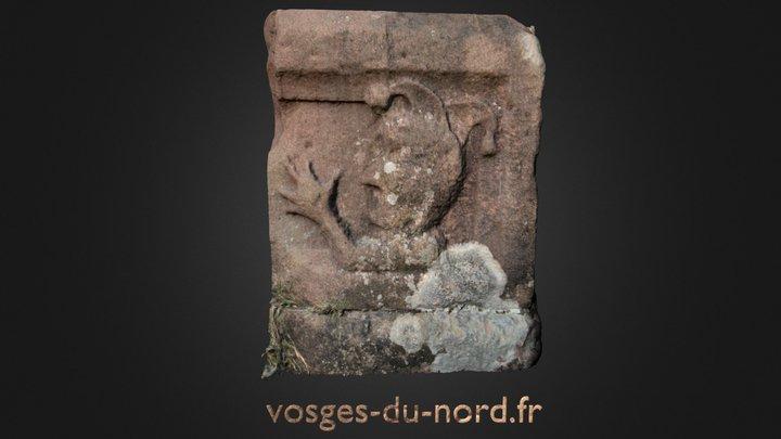 Bouffon de la Hohenbourg 3D Model