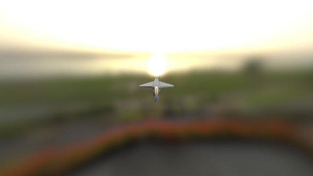 New Jet 3D Model