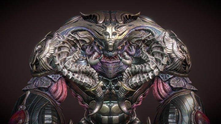 """Behemoth"" 3D Model"