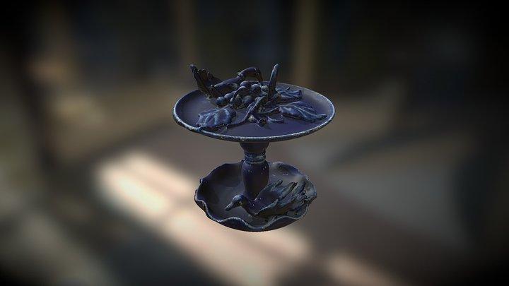 019- Plataforma 3D Model
