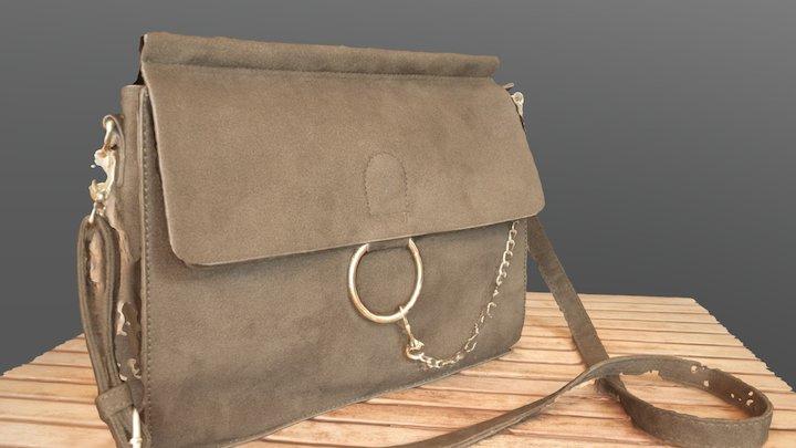 Bolso mujer / woman bag 3D Model